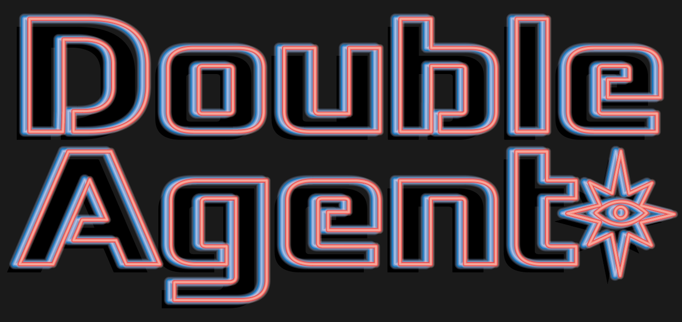 Double Agent promotional banner